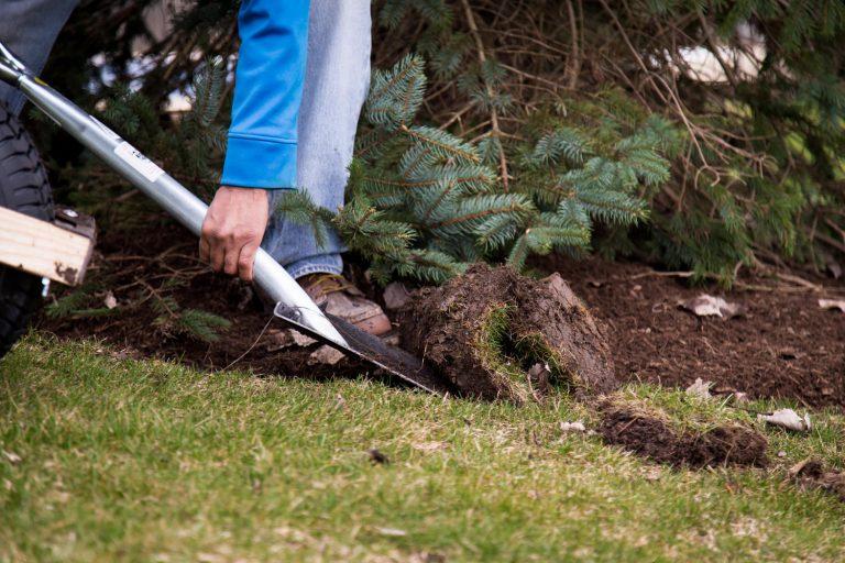 Bed Edging Landscape Service 60014