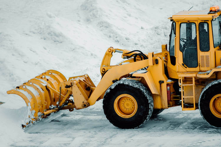 Commercial Snow Plowing Company McHenry IL