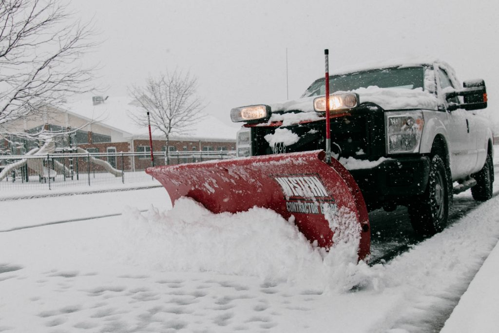 Residential Snow Plowing 60014