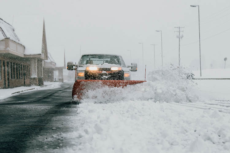 Commercial Snow Removal Contractor Crystal Lake IL